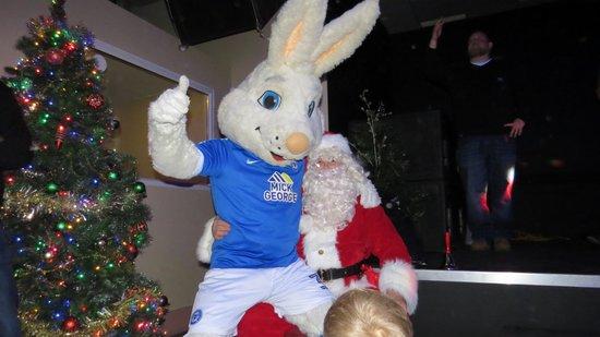 Pumas Christmas Party 2016