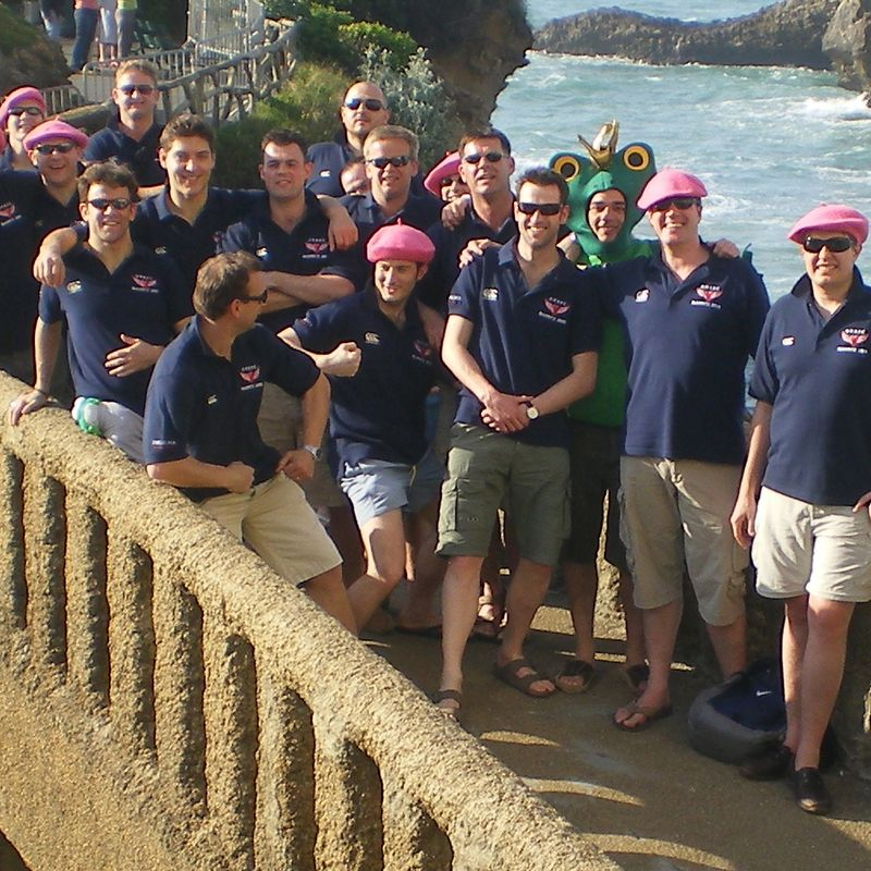 The Long Wait is Over - OHs allowed back on Tour to Biarritz!!