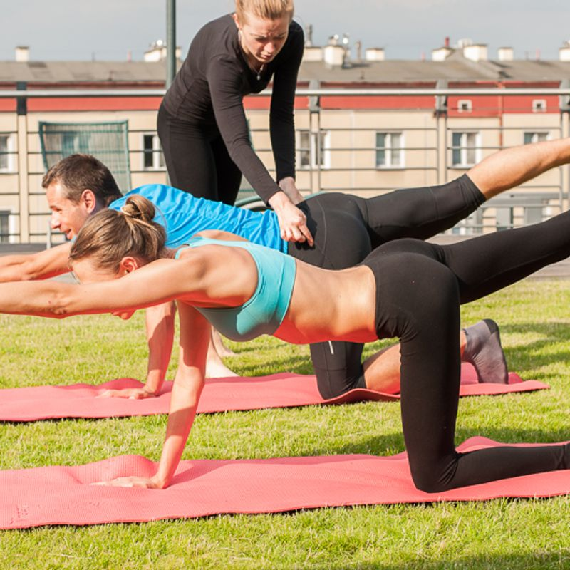 Summer Pilates classes start this Saturday on Clapham Common!