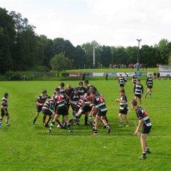 Roundhegians VS Malton - Under 15's - 25/09/16