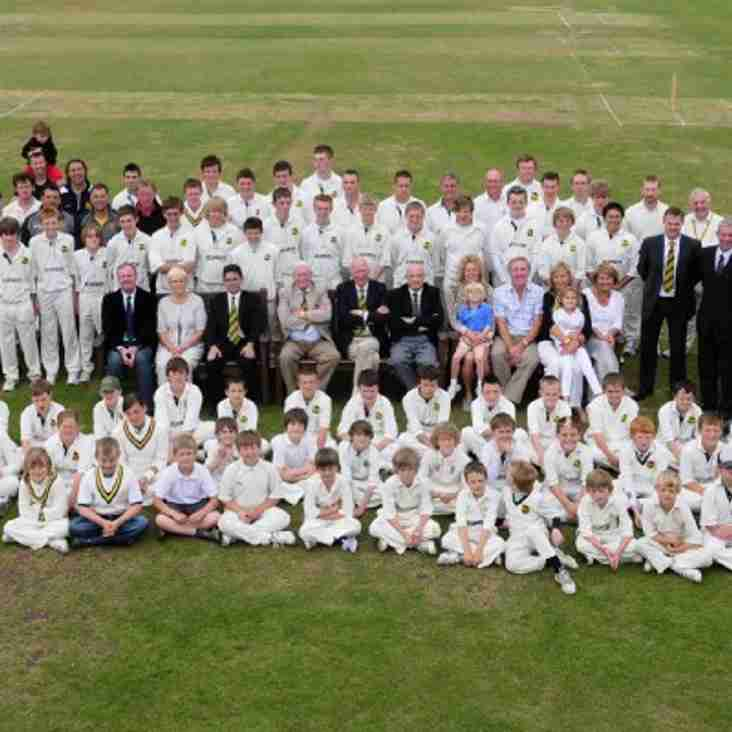A Great Week For St Lawrence Cricket
