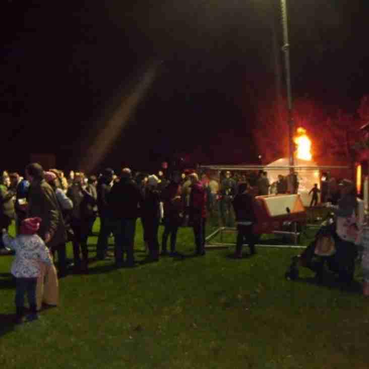PSL Family Bonfire Night - Fri 4th Nov