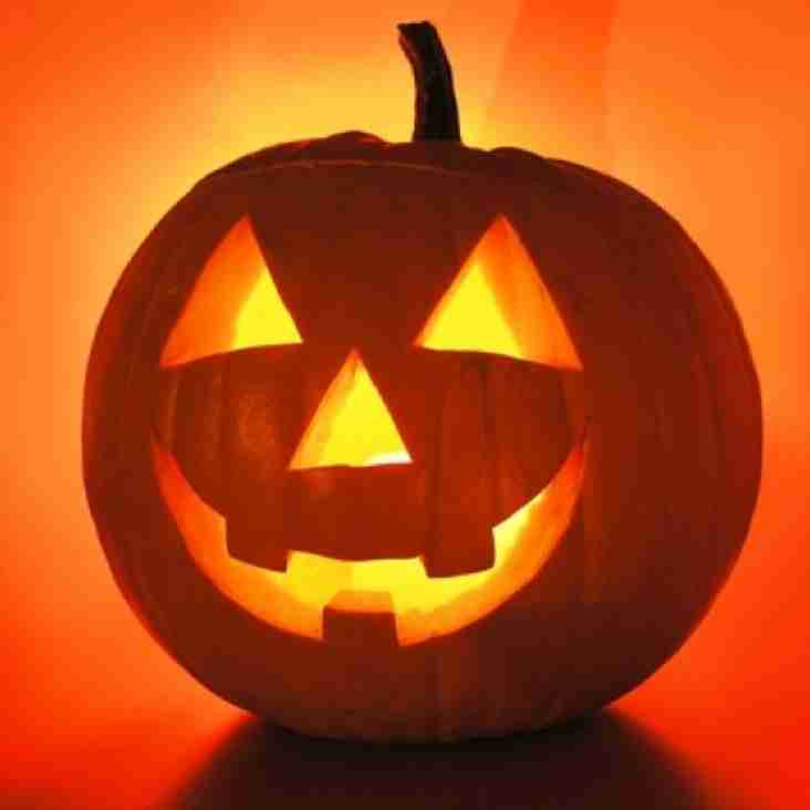 Family Halloween - This Friday 6pm
