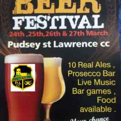 Beer Festival Dates Anounced