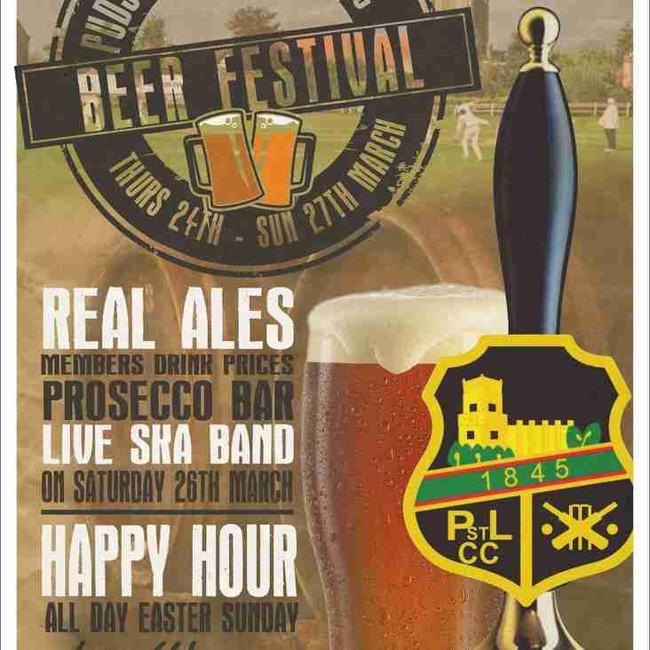 PSL 2018 Beer Festival Dates Announced