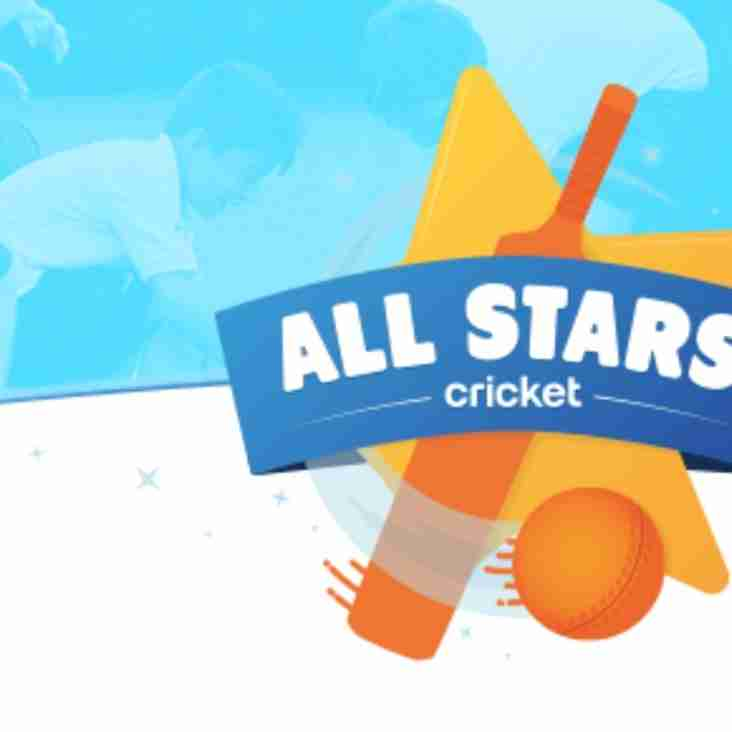 Saints Launch All Star Cricket