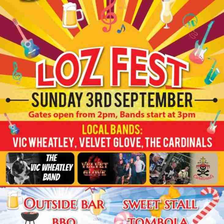 LozFest 2017 Free For Children