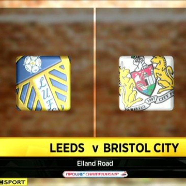Leeds v Bristol City Live This Sunday<