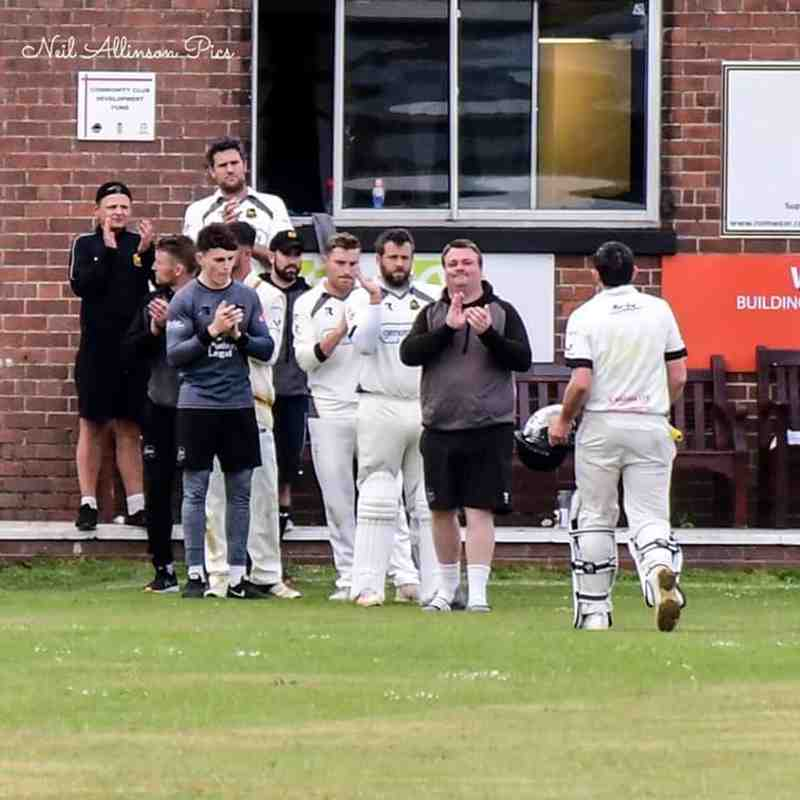 Tofts Rd Bouncing As Saints Go Top