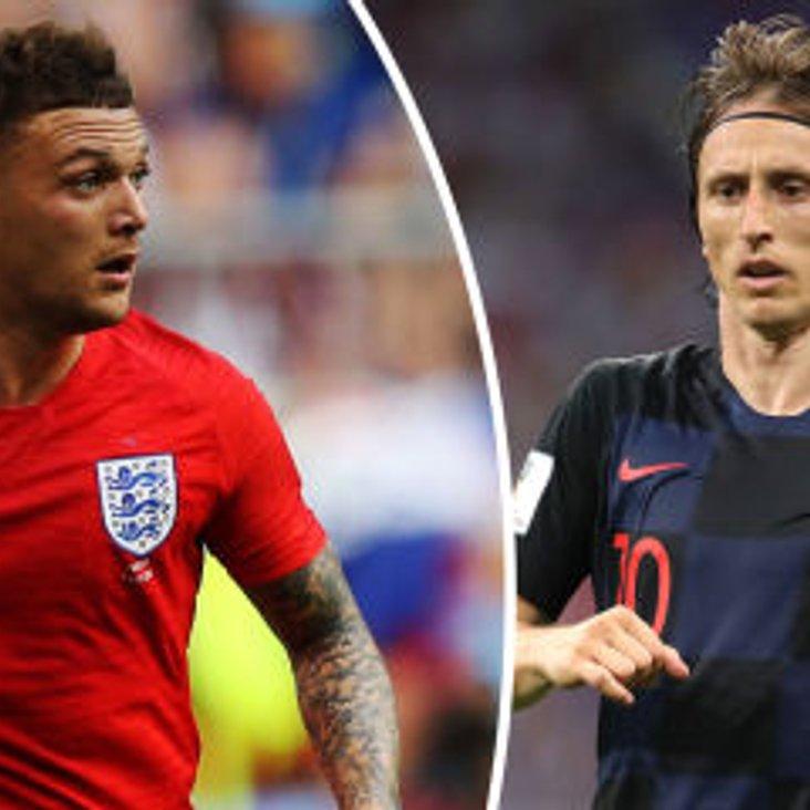 England v Croatia Live This Friday<