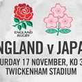 Open Early Today For England v Japan
