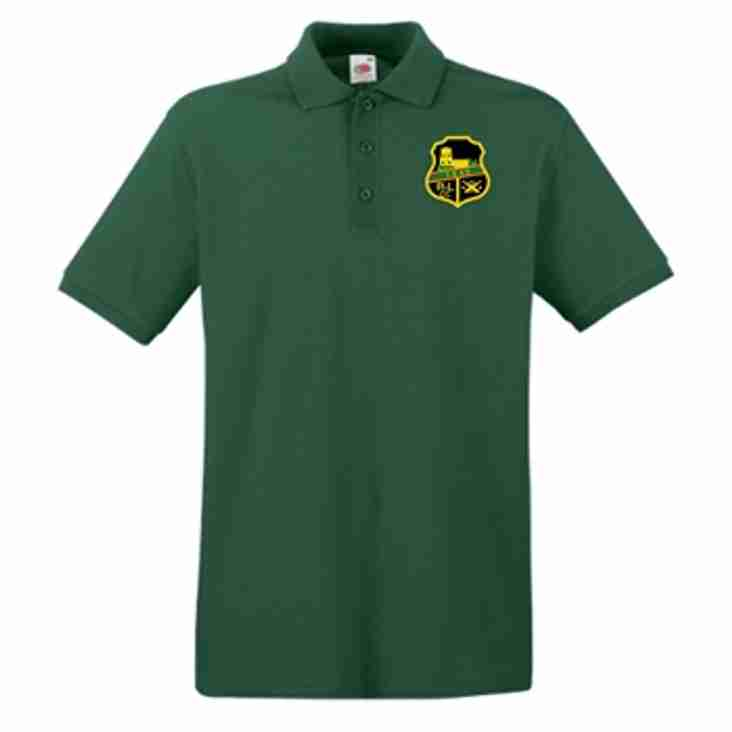 PSL Club Polo`s Now Available In Green & Black