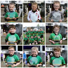 U7 award winning team Burton Festival