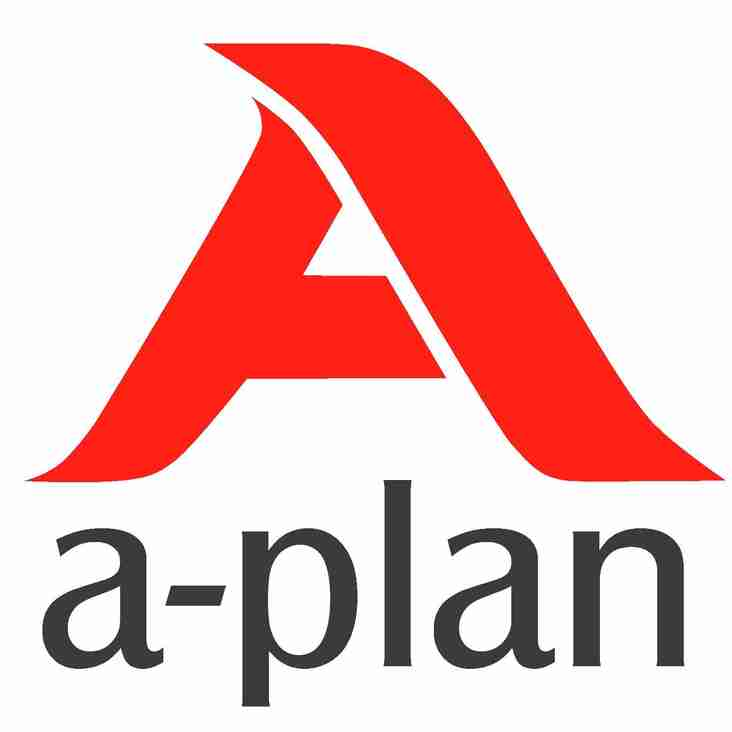 NEW SPONSORSHIP ANNOUNCEMENT - A-PLAN INSURANCE