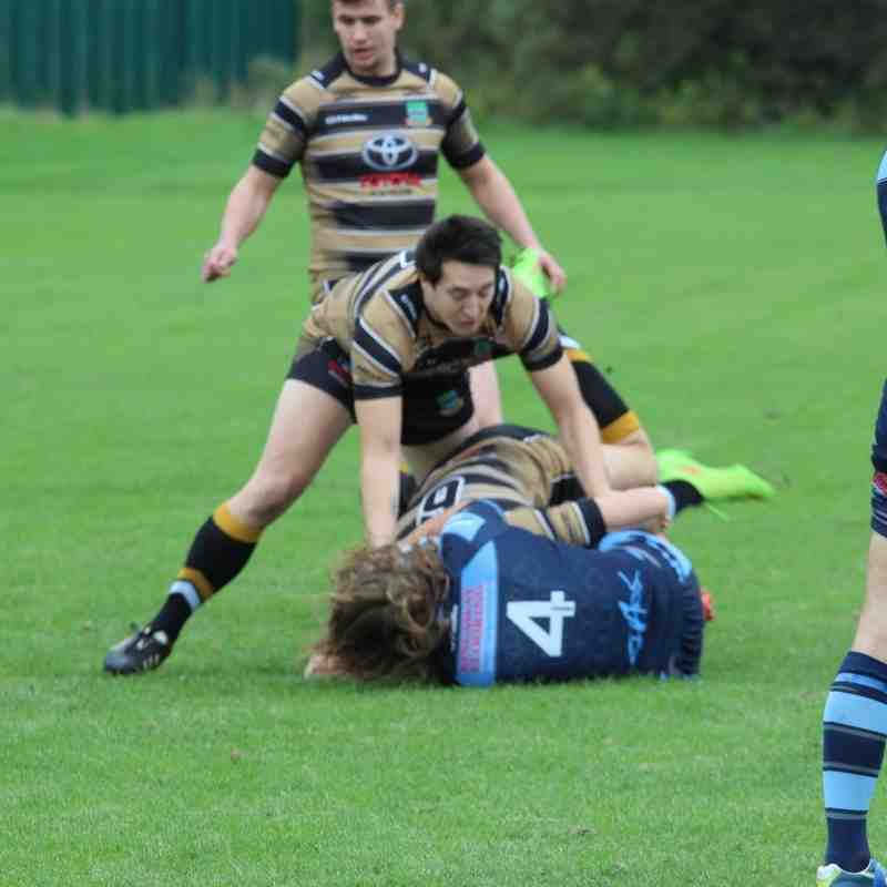 Hindley v Rylands Sharks 17.10.2015