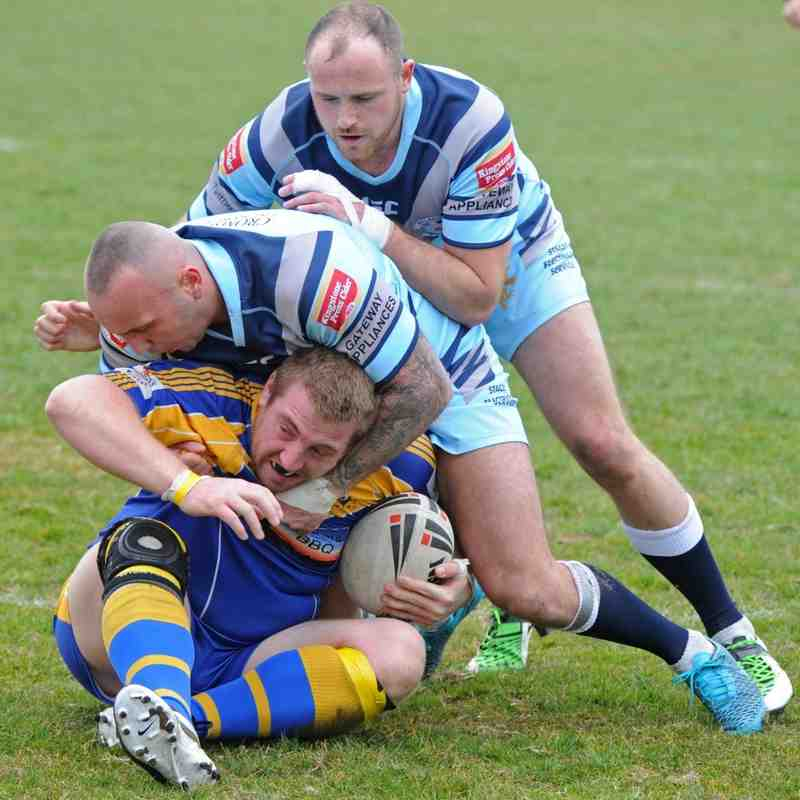 NCL RYLANDS v CROSFIELDS 19/1/16