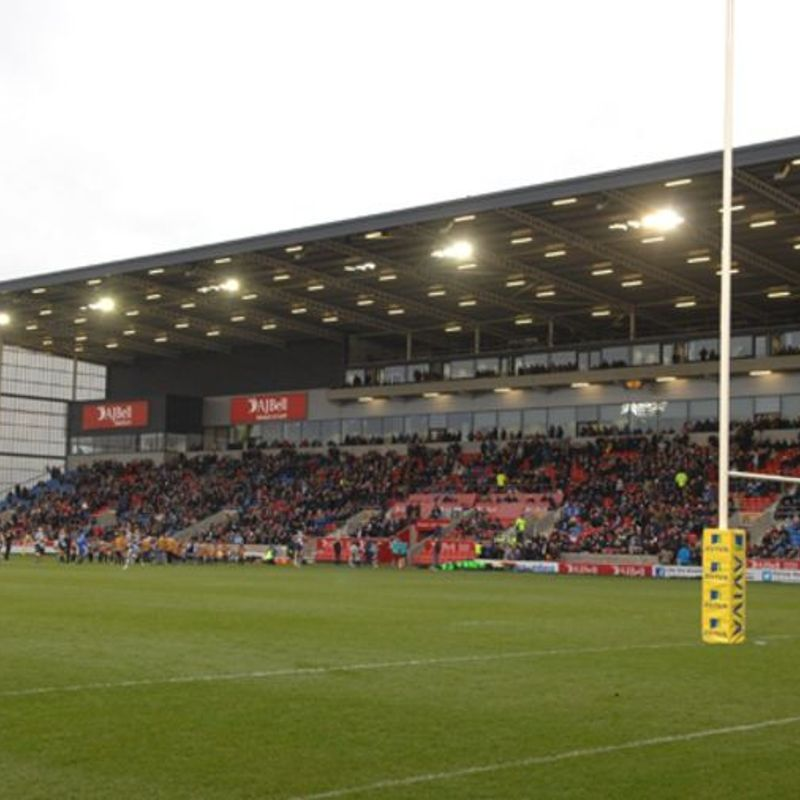Sale v Leicester tickets available for donation to club funds