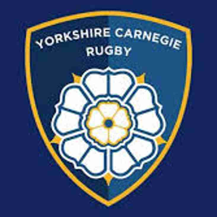 Tickets to Leeds v London Scottish open to all