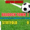 BALDOCK TOWN 7 STOTFOLD 0 (HT 3-0)