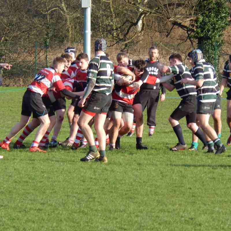Colts Vs Cleckheaton 10-01-2016 Stu Taylor Pictures