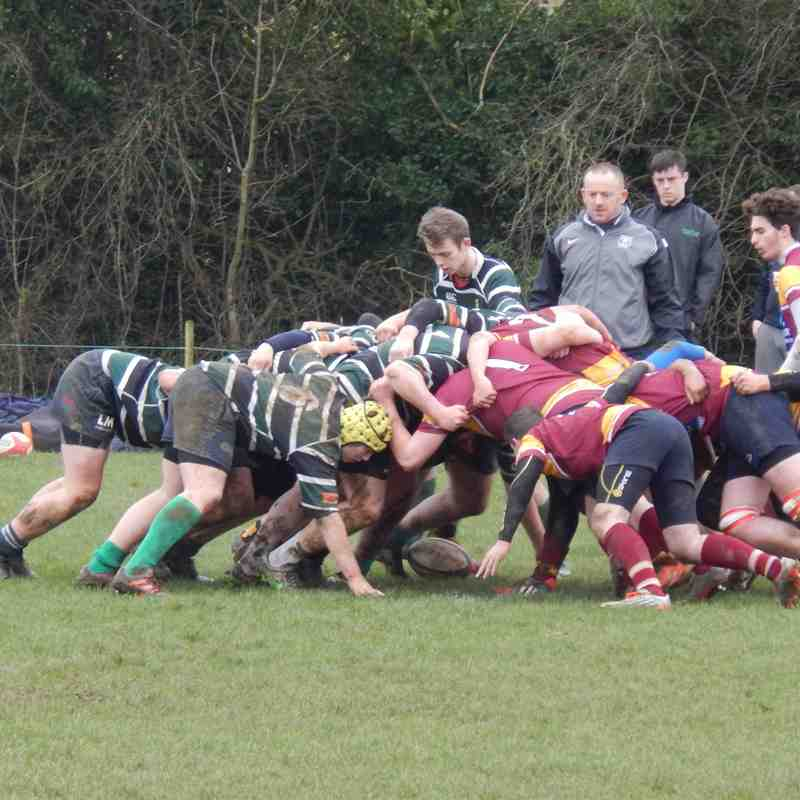 Colts @ Sandal Academy 31-01-2016 Pictures by Stu Taylor