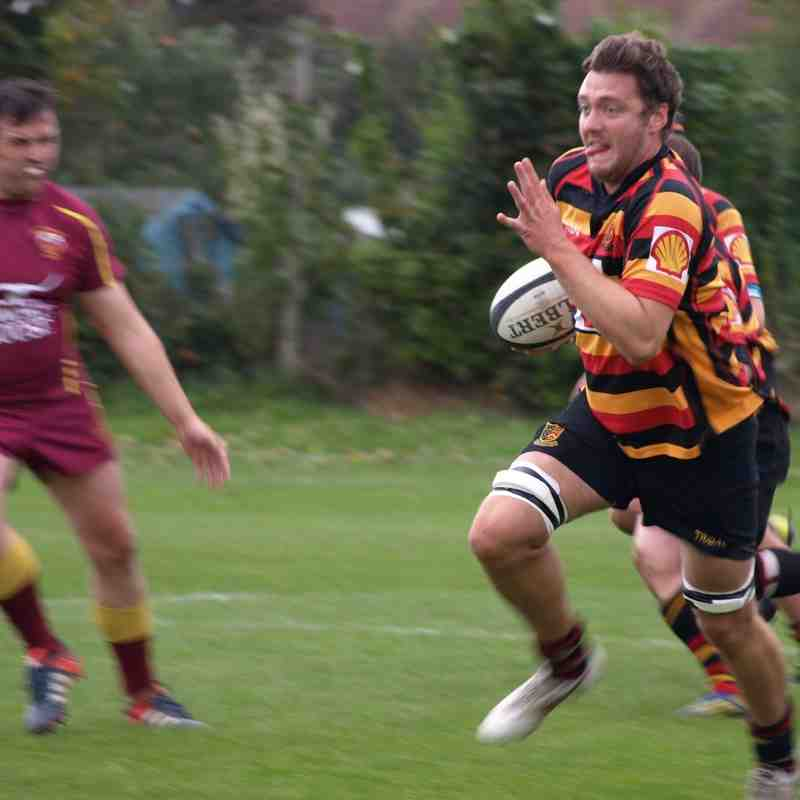 1st XV v Ashton-on-Mersey - 17th October 2015