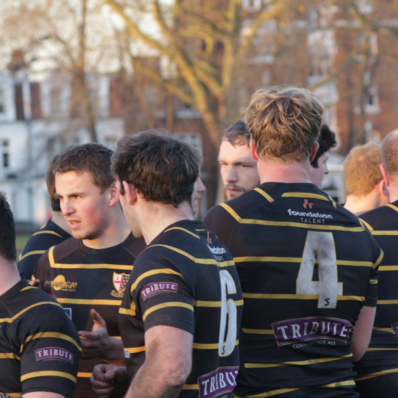 Hammersmith & Fulham Cup 21/01/17