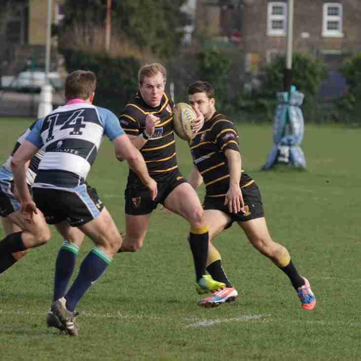 Funston Returns as Cornish Gain Strength!