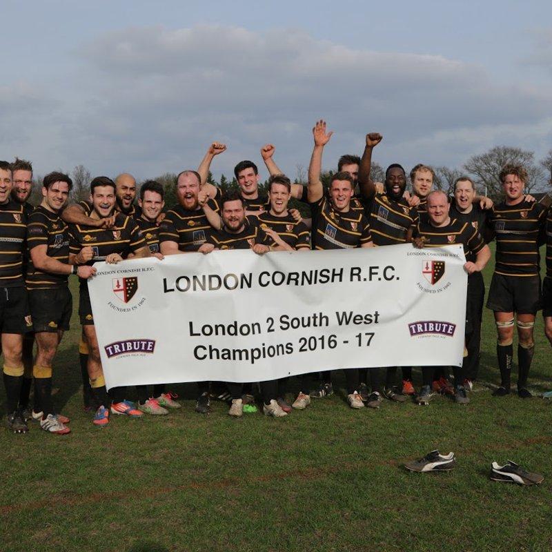 London Cornish 20 - 20 Chichester