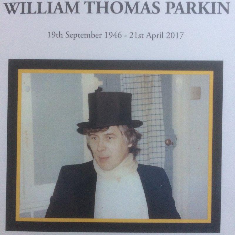 Bill Parkin Funeral