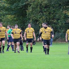 Dukes v London Welsh Druids 28/10/17