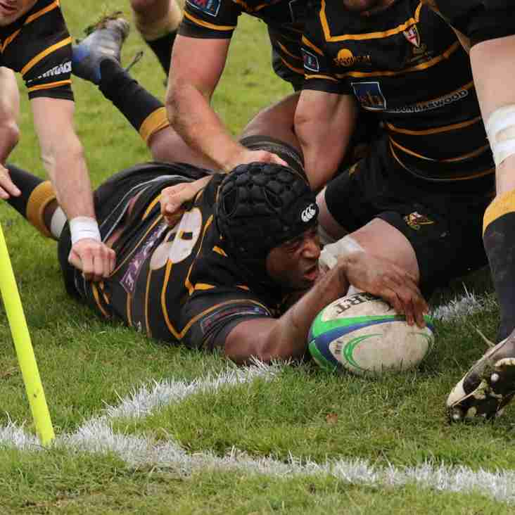10 Try Feast as Cornish Draw at Totts!