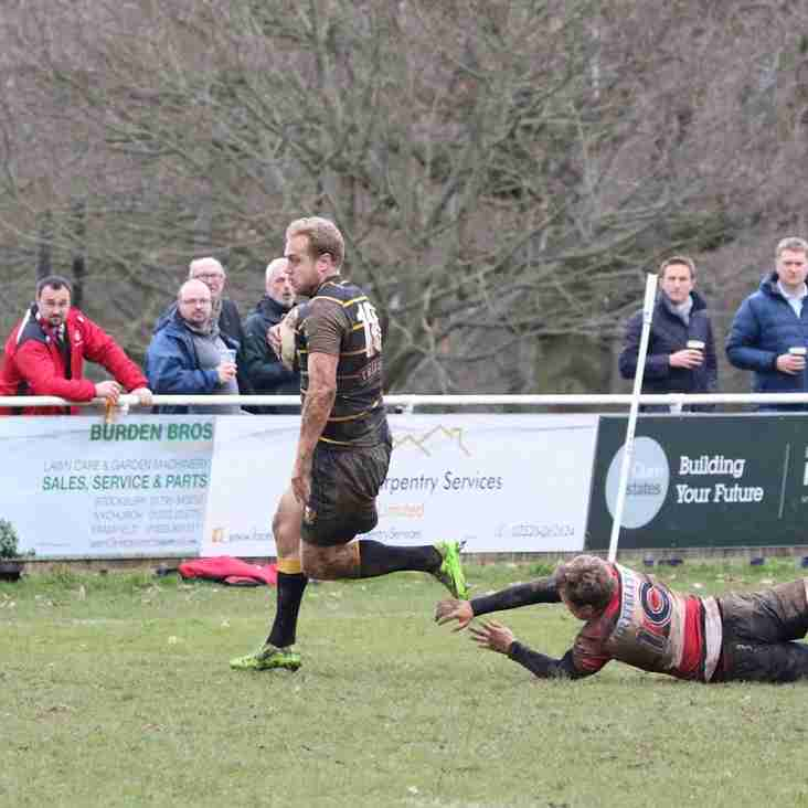 Kimmins Lifts Cornish to Last Gasp Win!