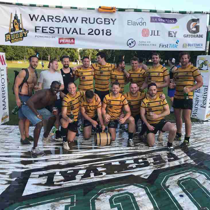 Cornish Scoop The Warsaw 10's!