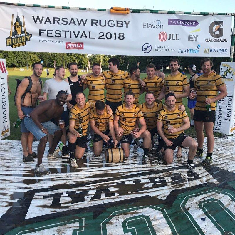 Cornish Scoop The Warsaw 10's!