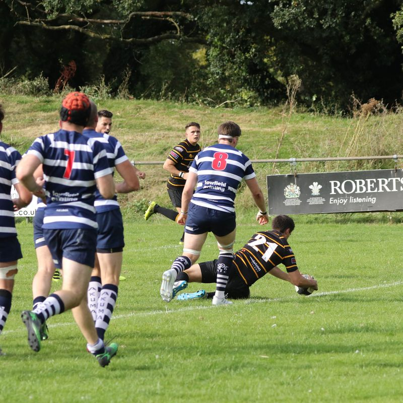 Park Bookend Match to Land 5 Point Spoils!