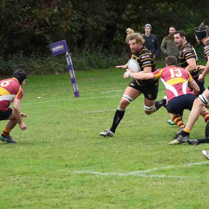 Harry's Back as Cornish Break New Ground!