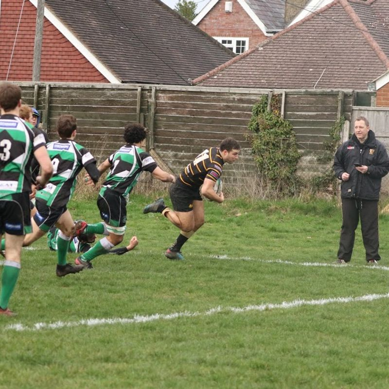 Down to the Wire But Cornish Topple Totts!