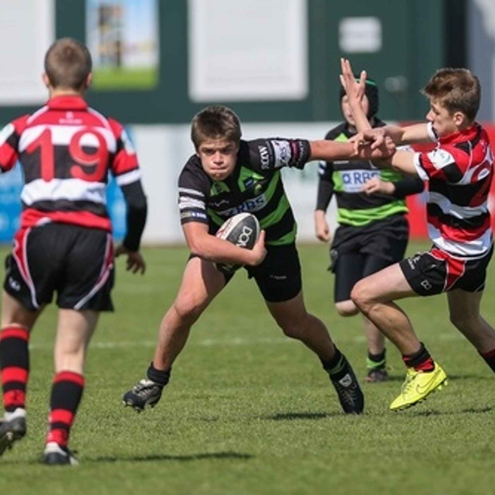 Three U15 players selected for Hampshire