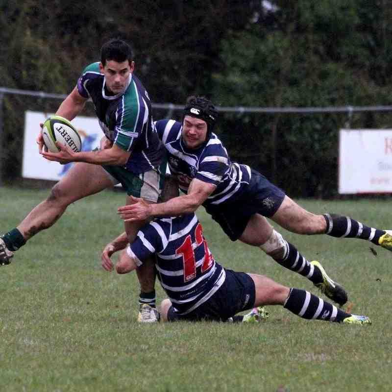 Westcombe Park v Guernsey Raiders 20 February 2016