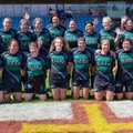 Guernsey Raiders Ladies lose to Drybrook Ladies 62 - 5