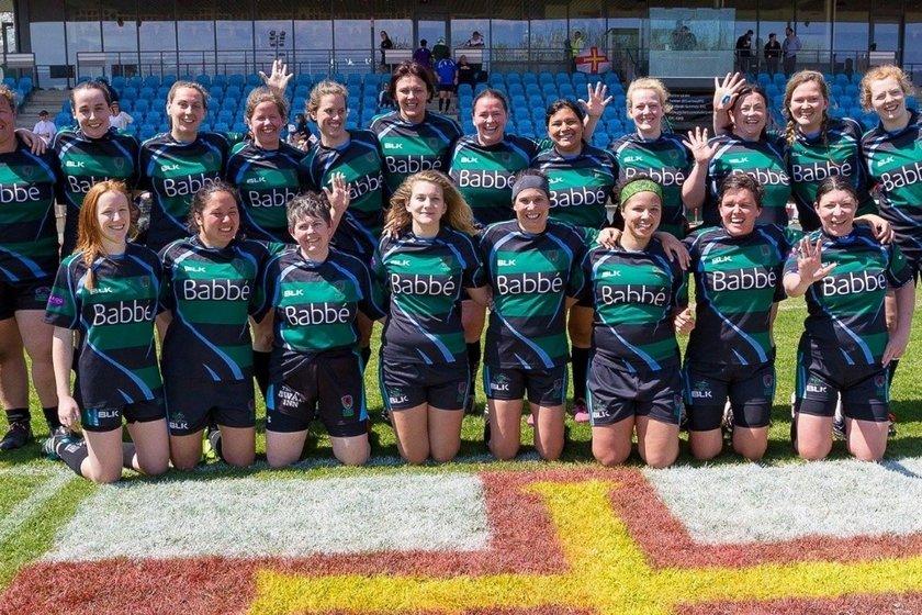Guernsey Raiders Ladies lose to Medway Ladies 13 - 27