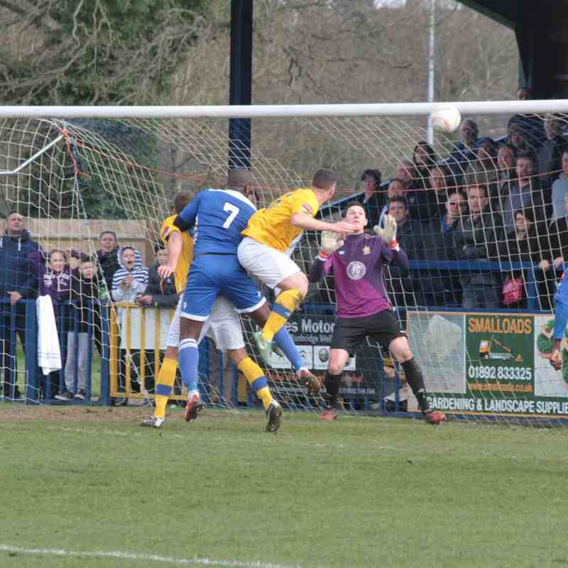 Angels v AFC Hornchurch 04.04.15 by David Couldridge