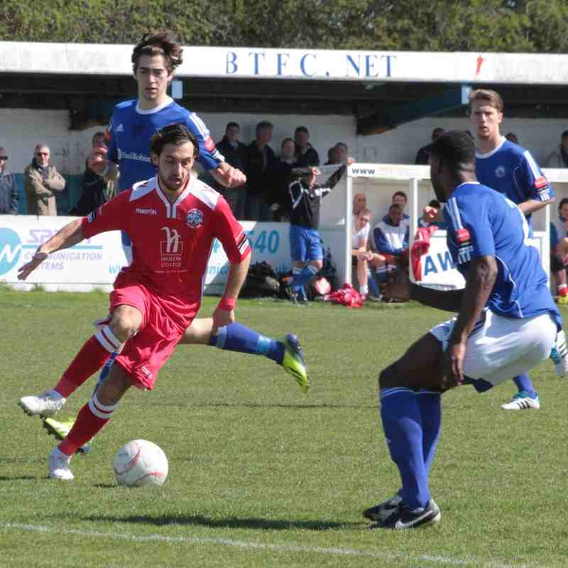 Billericay v Angels 18.04.15 by David Couldridge
