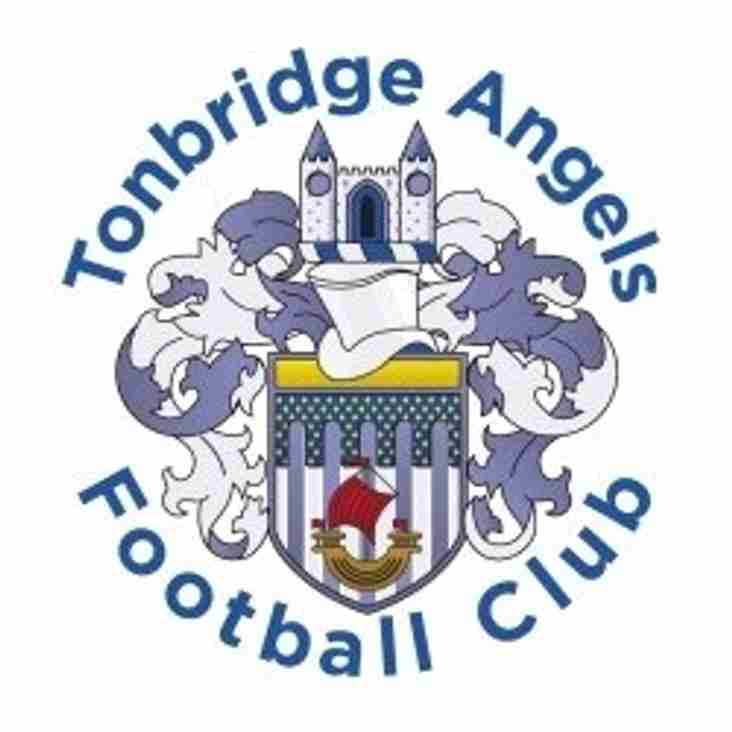 Today! Angels Academy U19s vs Maidstone Utd @ Longmead