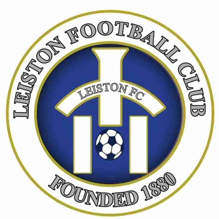 Match Preview : Angels v Leiston : 20.09.16.