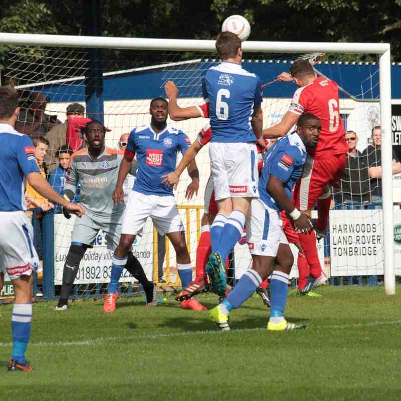 Angels v Leiston Ryman Premier 19.09.15 by David Couldridge