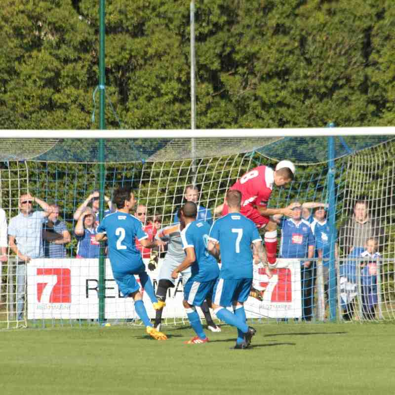 Leiston v Angels 26.09.15. by David Couldridge