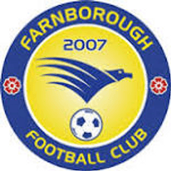 Farnborough v Angels : 06.02.16. KO 3 00pm