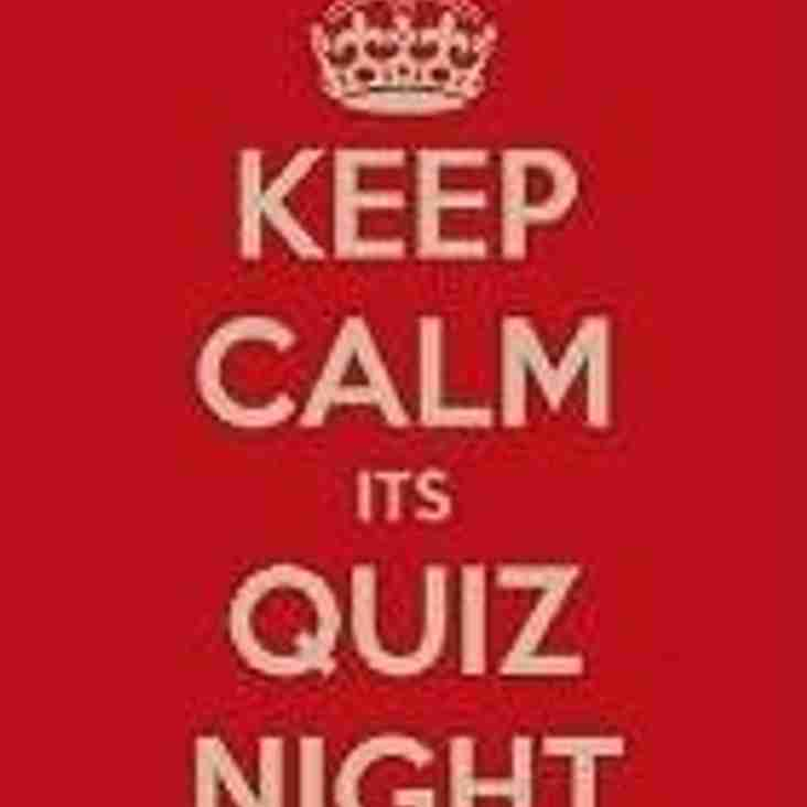Quiz Nights are back